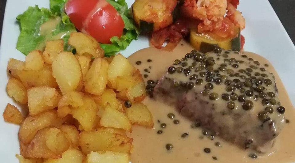 Cuisine locale et produits locaux à Gap : Châteaubriand grillé