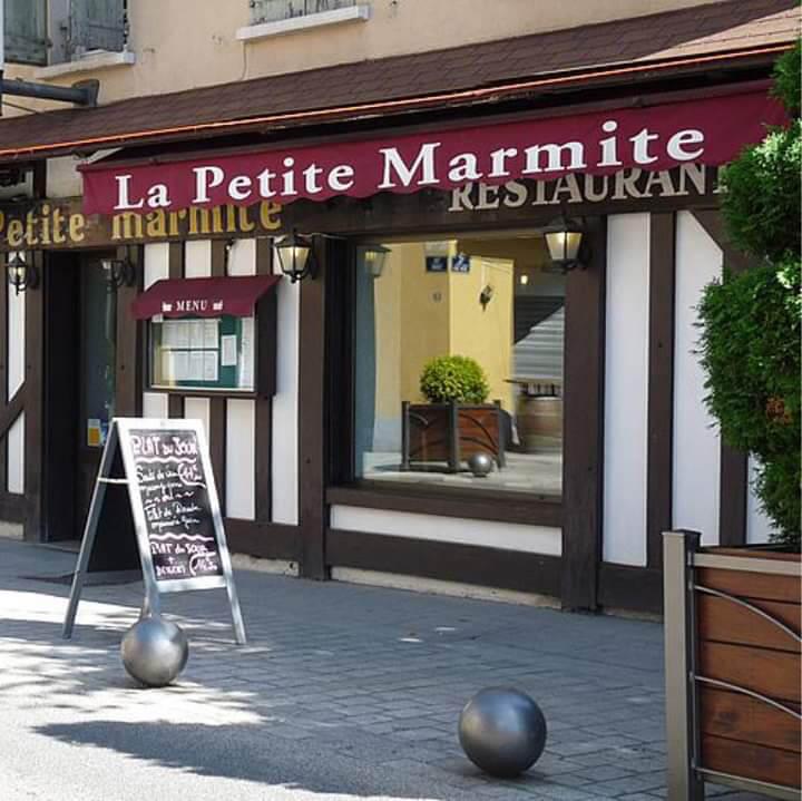 Restaurant traditionnel la Petite Marmite à Gap