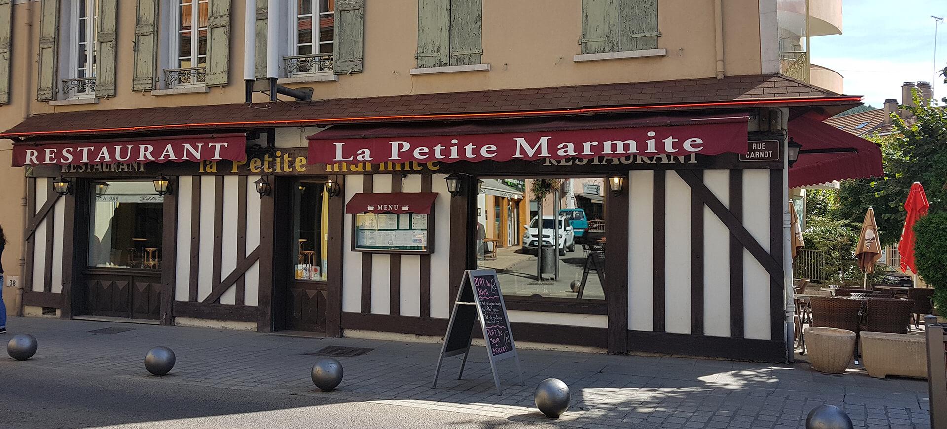 Restaurant La Petite Marmite à Gap
