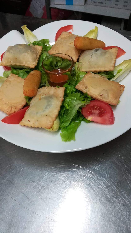 Cuisine locale : salade champsaur